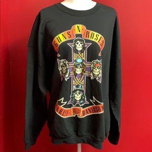 Harley-Davidson Guns n Roses sweatshirt